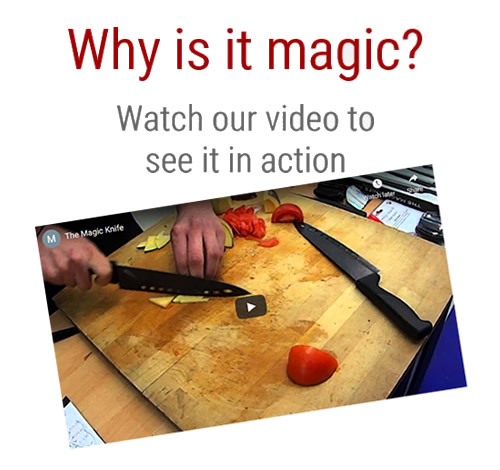 Magic Knife Video